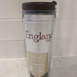 England Starbucks Coffee Mug Never Used